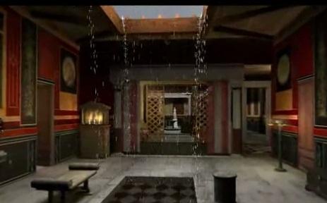 Domus perfecta la casa romana secondo vitruvio arbor - La casa romana ...