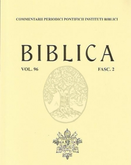 biblica_vol_97_2016_commentarii_periodici_pontificii_instituti_biblici_issn_0006_0887.jpg