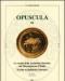 opuscula iii lo studio delle antichit classiche nel mezzogiorno ditalia scritti su raffaele garrucci