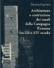 daniela esposito architettura e costruzione dei casali della campagna romana fra xii e xiv