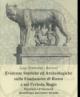 evidenze storiche ed archeologiche sulla fondazione di roma e sul periodo regio