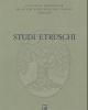 studi etruschi 77 2014    issn 0391 7762