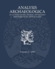 analysis archaeologica an international journal of western mediterranean archaeology   volume 2 2016   a cura di s de vincenzo
