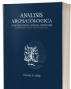 analysis archaeologica volume 4 2018     salvatore de vincenzo