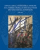 annali della pontificia insigne accademia di belle arti e lettere dei virtuosi al pantheon   vol 16 2016