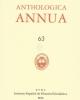 anthologica annua 63