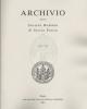 archivio della societ romana di storia patria   vol 136 2013