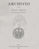 archivio della societ romana di storia patria   vol 137 2014   issn 0391 6952