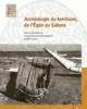 archologie du territoire de lge au sahara   cahiers archologiques de paris 1 vol 2