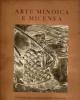 arte minoica e micenea    giovanni pugliese carratelli