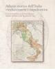 atlante storico dellitalia rivoluzionaria e napoleonica