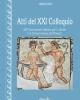 atti del xxi colloquio dellassociazione italiana per lo studio e la conservazione del mosaico aiscom