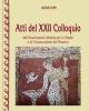 atti del xxii colloquio dellassociazione italiana per lo studio e la conservazione del mosaico aiscom