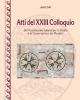 atti del xxiii colloquio dellassociazione italiana per lo studio e la conservazione del mosaico aiscom