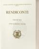 atti della pontificia accademia romana di archeologia rendiconti 92