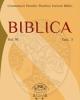 biblica vol 95 2014   commentarii periodici pontificii instituti biblici   issn 0006 0887 4 fascc