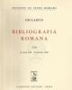 bibliografia romana   volviii 1952