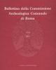 bullettino della commissione archeologica comunale di roma  113 2012