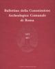 bullettino della commissione archeologica comunale di roma 116 cxvi  2015