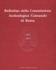 bullettino della commissione archeologica comunale di roma 119 2018