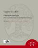 cariin grad iv catalogue des objets des fouilles anciennes et autres tudes