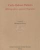 carlo galassi paluzzi bibliografia e appunti biografici    ben