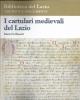 cartulari medievali del lazio tored