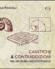 casistiche e contraddizioni nel restauro architettonico   paolo fancelli