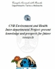cnr environment and health  project
