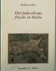 del federalismo fiscale in italia scritti sul tema dal 1994 al 2003   pica federico