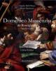 domenico massenzio da ronciglione opera omnia   edizione critica in 6 voll    claudio dallalbero mauro bacherini