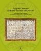 epigrafi cristiane nellarea vaticana vi x secolo    fabio paolucci e dario rezza   quaderni darchivio n9