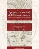 epigrafia e societ delletruria romana  atti del convegno di firenze 23 24 ottobre 2015