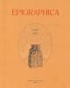 epigraphica periodico internazionale di epigrafia vol lxxv   75 2013