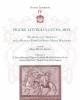 figure liturgia e larte ricerche dallarchivio della basilica papale di santa maria maggiore