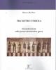 fra metro e parola considerazioni sulla poesia drammatica grec