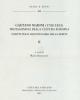 gaetano marini 1742   1815   protagonista della cultura europea scritti per il bicentenario della morte 2 voll   marco buonocore