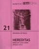 hereditas riflessioni sulle eredit di roma antica   giovanna