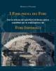 i fori prima dei fori storia urbana dei quartieri di roma antica cancellati per la realizzazione dei fori imperiali   domenico palombi