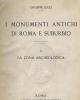 i monumenti antichi di roma e suburbio 3 voll supplemento   giuseppe lugli 1930 1940
