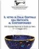il vetro in italia centrale dallantichit al contemporaneo