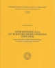 introduzione alla letteratura tagico persiana