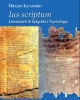 ius scriptum lineamenti di epigrafia e papirologia   orazio licandro