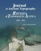 journal of ancient topography   n xxii 2012