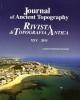 journal of ancient topography   rivista di topografia antica xxv