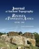 journal of ancient topography   rivista di topografia antica xxviii   2018