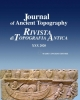 journal of ancient topography   rivista di topografia antica xxx   2020