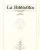 la bibliofilia 2019