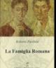 la famiglia romana   roberto  paribeni