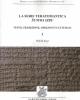 la serie teratomantica summa izbu history of the ancient near e